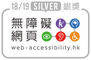 Web Accessibility Website Silver Award
